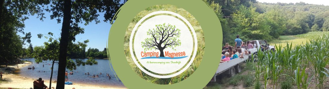Camping Magnesse | dé boerencamping van Frankrijk