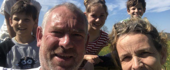 Six Dutchies go camping